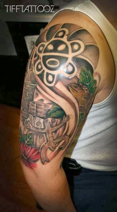 tattoos of puerto rican designs tattoos