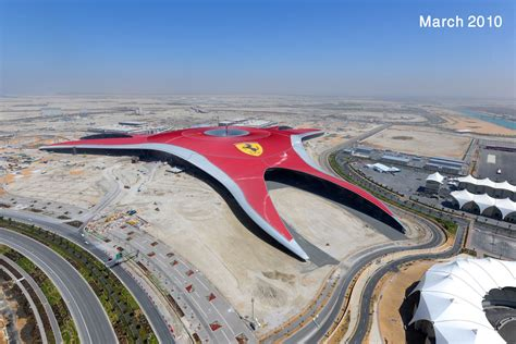 ferrari world ferrari world abu dhabi opens in october formula rossa