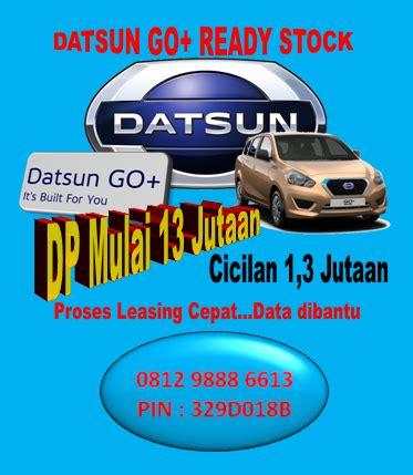 New Datsun Go Ready Stock datsun go ready stock jualan mobil