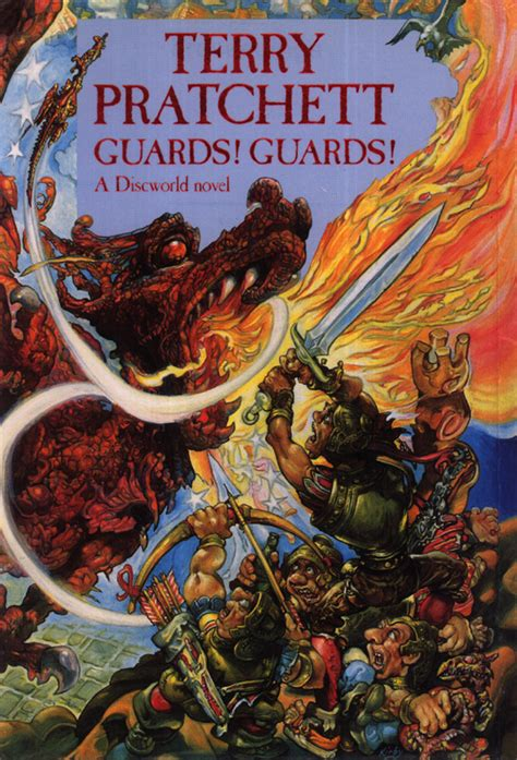 Pdf Guards Discworld Terry Pratchett guards guards book covers