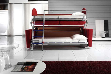 a sofa bed which turns into bunk beds jmmy group consulting