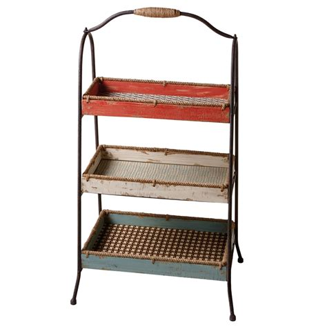 three tier shelf wayfair