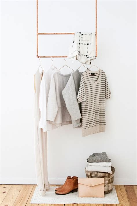vosgesparis a copper clothes rack inspiration from