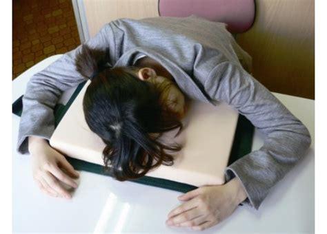 desk pillow nap japan trend shop dictionary desk pillow