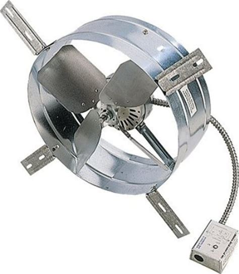 gable end attic exhaust fans 5 best attic fan with thermostat tool box