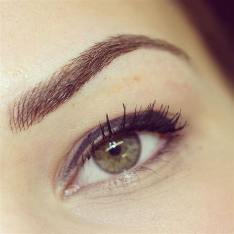 eyebrow tattoos 35 beautiful eyebrow designs for individual
