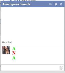 fb warna warni tulisan warna warni untuk fb ikon bergambar di chat fb