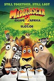 madagascar: escape 2 africa wikipedia
