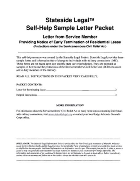 Letter Of Early Lease Termination To Landlord Sle Termination Letter Forms And Templates Fillable Printable Sles For Pdf Word Pdffiller