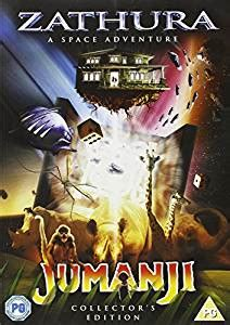 movie like jumanji 2015 amazon com zathura a space adventure jumanji region 2