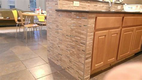 tile on kitchen island kitchen island tile spaces contemporary with kitchen
