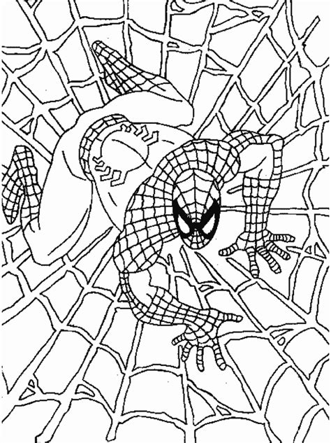 Coloring Kids Page May 2013 Coloring Pages For Boys Superheroes