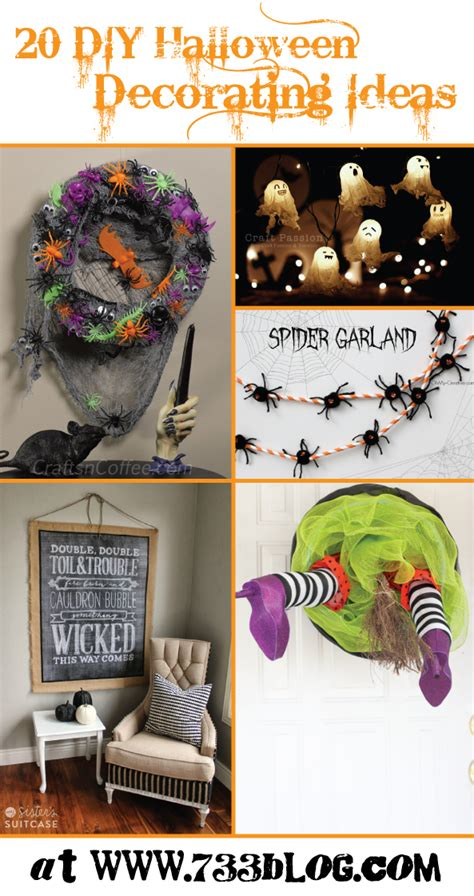 diy halloween decorations diy halloween decorations inspiration made simple