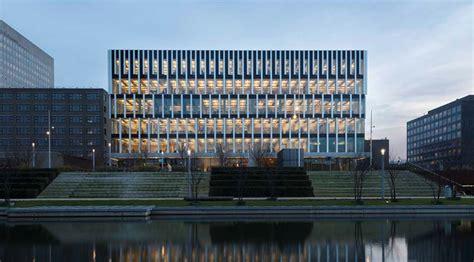 Urban Home Interior Design by Polak Building Erasmus University Rotterdam By Paul De