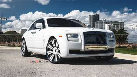 roll royce phantom custom mc customs rolls royce ghost 183 vellano wheels youtube