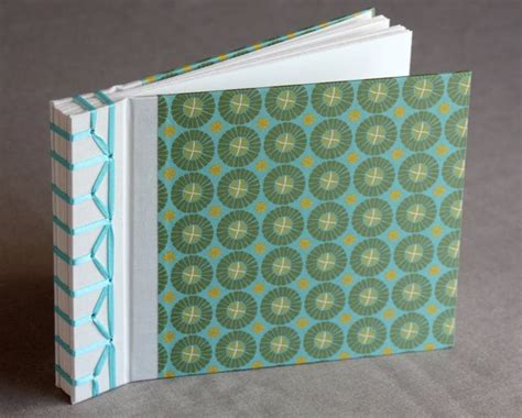 Handmade Book Tutorial - 17 best images about books binding folding mixed media