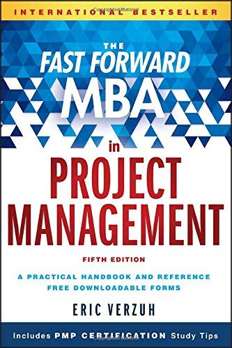 Fast Forward Mba by Bookler A Guide To The Project Management Of