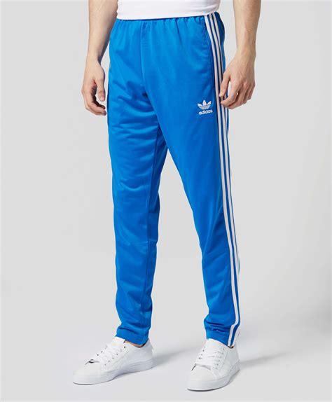 Adidas Celana Slimfit adidas originals itasca slim fit open hem track scotts menswear