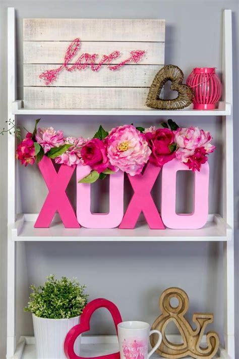 valentine day home decor diy valentines day decor diyideacenter com