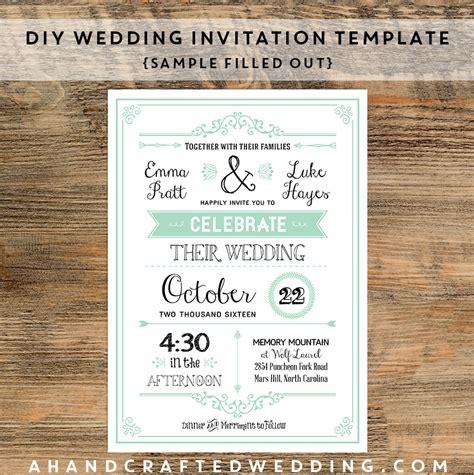 vintage invitations templates vintage wedding invitation templates