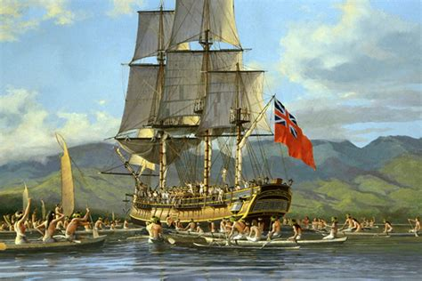 the bounty age gordon miller maritime paintings the age of discovery