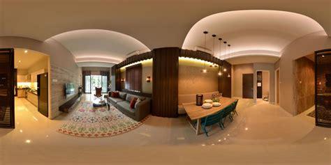 Bedroom Floor 360 degrees maisson ara damansara