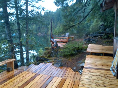 Kitchen Island Images cortes island gorge harbour waterfront cabin