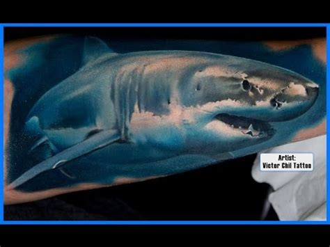 best shark tattoos youtube