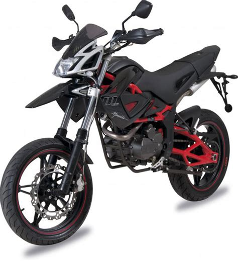 Motorrad 125 Ccm Welcher Führerschein by Megelli Supermoto M125 125ccm 11ps Schwarz Rot Enduro Neu