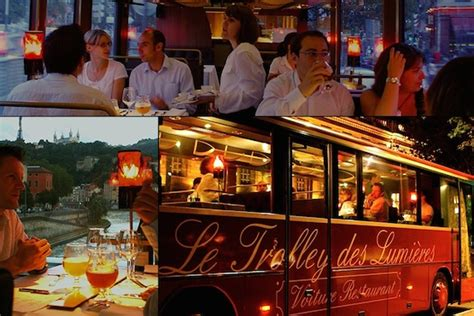 Trolly Cafe Resto le trolley des lumi 232 res l invitation