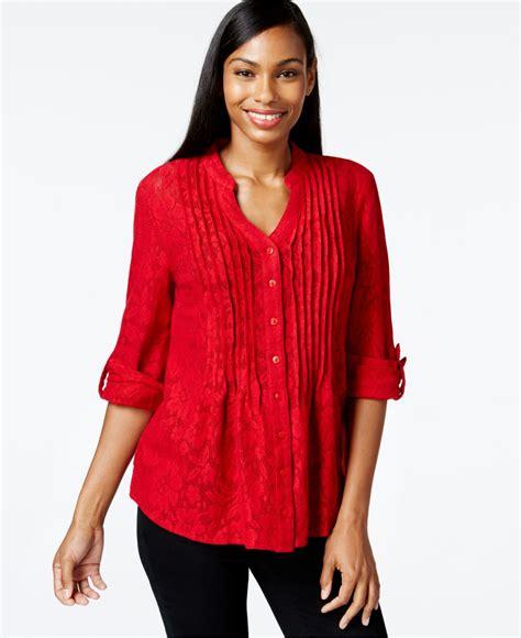Macys Blouse macy s blouse chiffon blouse pink