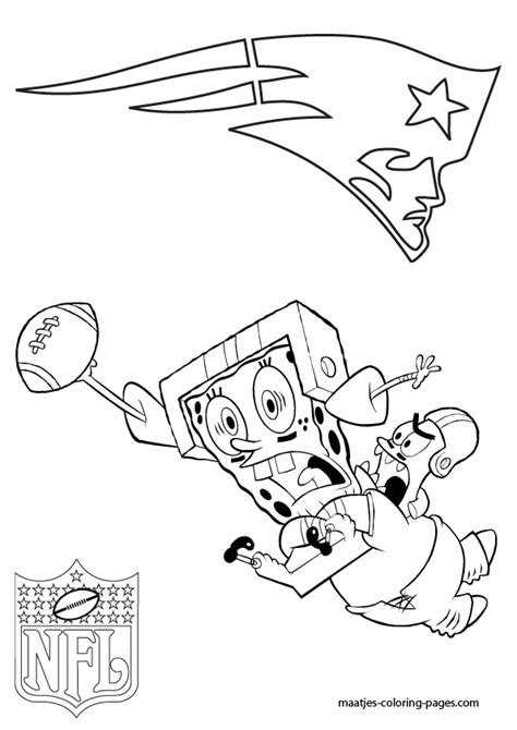 nfl coloring pages patriots new england patriots coloring pages coloring home