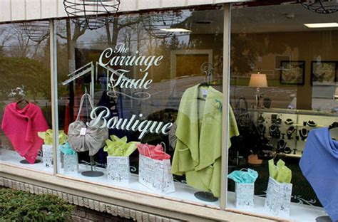 rosepointe cottage tea room meet your merchant the carriage trade boutique geauga news