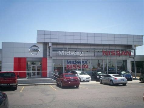 Midway Nissan Az by Midway Nissan Car Dealership In Az 85023 Kelley