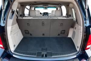 Honda Pilot Cargo Net 2015 Honda Pilot Reviews And Rating Motor Trend