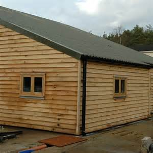 Oak Shiplap Cladding Cladding Orlestone Oak Timber