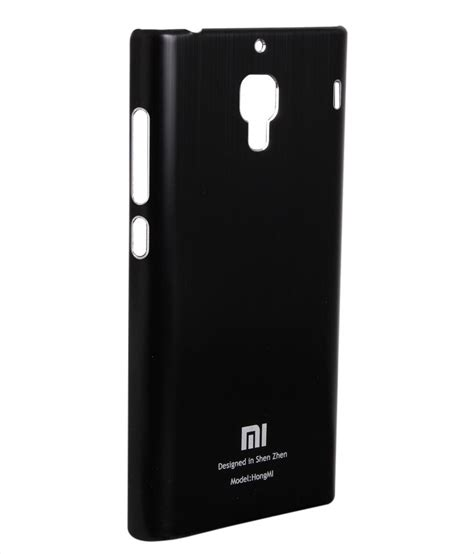 Flip Cover Xiaomi Redmi 1s Gold koloredge metal for xiaomi redmi 1s black available