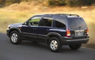 2004 mazda tribute towing capacity specs view