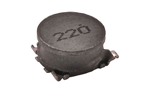 fixed magnetic iron inductor psf74 series magnetic epoxy shielded surface mount technology smt power fixed inductors on mps
