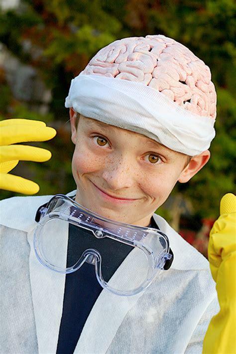 mad scientist costume lisa storms