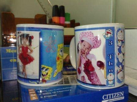 design mug cantik mug keren dengan foto sendiri custome design and handycraft