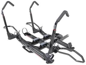 yakima dr tray 3 bike platform rack 2 quot hitches tilting