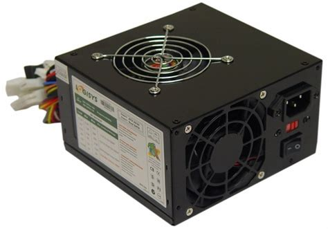 Power Supply Imperion 550 Watt 6 Pin logisys ps550abk 550 watt 8 pin eps atx power supply 550w