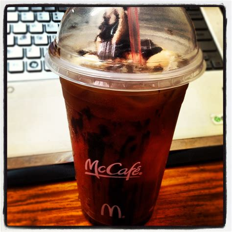 Coffee Float Mcd an attempt to remain sane in this world october