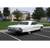 1962 Oldsmobile Dynamic 88  Information And Photos