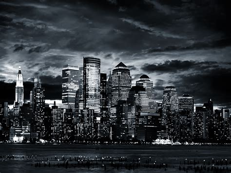 new york city skyline black and white wallpaper black and white wallpapers best wallpapers