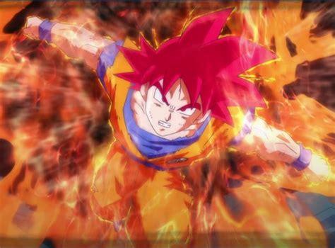 imagenes fondo de pantalla dios goku ssj dios para fondo de pantalla descargar imagenes