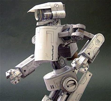 Papercraft Robot - papercraft cyber papercraft robots