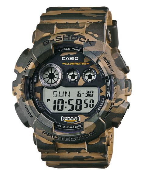 G Shock Gx56 Army casio gents g shock army camouflage limited edition