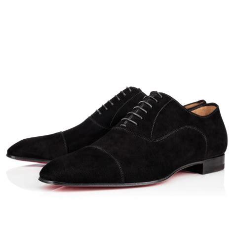 Jt Grmw Black chaussures homme christian louboutin boutique en ligne